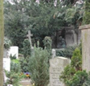 Friedhof Degerloch Alt