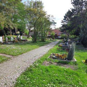 Friedhof Untertürkheim Grabfelder