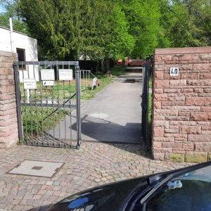 Friedhof Untertürkheim Haupteingang