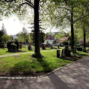Friedhof Untertürkheim Überblick