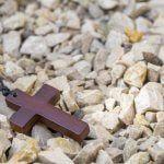 Christliche Bestattungsfeier - Kreuz in Stuttgart