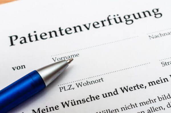 Patientenverfügung in Stuttgart und Gerlingen