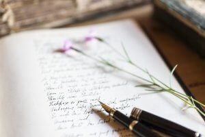 Sterbefall - Im Kondolenzbuch Beileid aussprechen