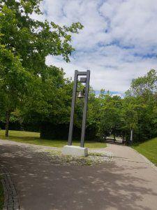 Waldfriedhof Gerlingen Glockenturm