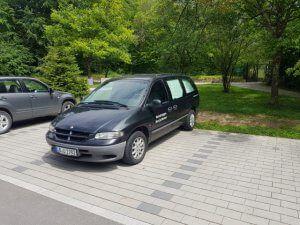 Waldfriedhof Gerlingen Parkplatz